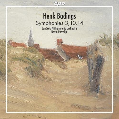 Symphonies 3/10/14: Badings, H.: Amazon.it: Musica