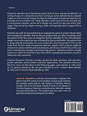 Investingcom Calendario.Practical Perpetual Calendars Innovative Convenient And