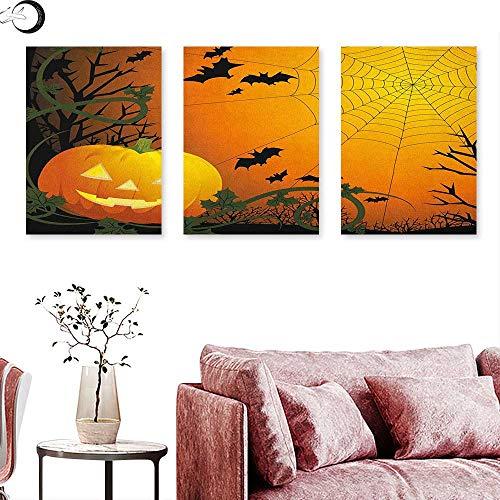 J Chief Sky Spider Web Canvas Print Wall