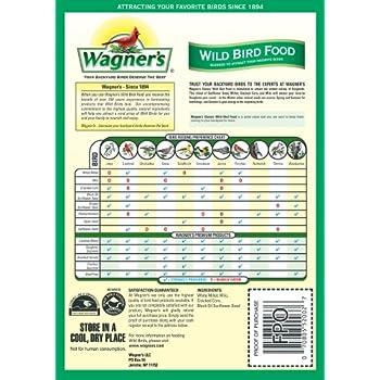 Wagner's 52002 Classic Wild Bird Food, 10-Pound Bag 1