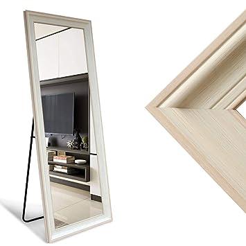 Specchio da Terra per Camera da Letto a Figura Intera Semplice con ...