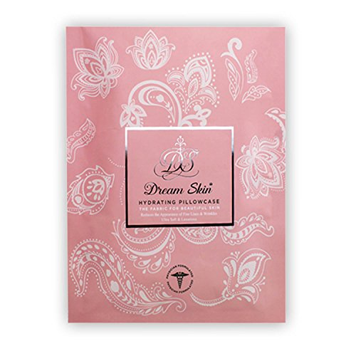 Dreamskin Pillowcase Delectable 60% Mulberry Pink Silk Beauty Pillowcase Paired With Dream Skin