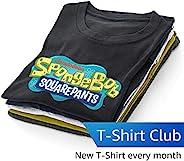 SpongeBob SquarePants T-Shirt Club Subscription – Men – Large