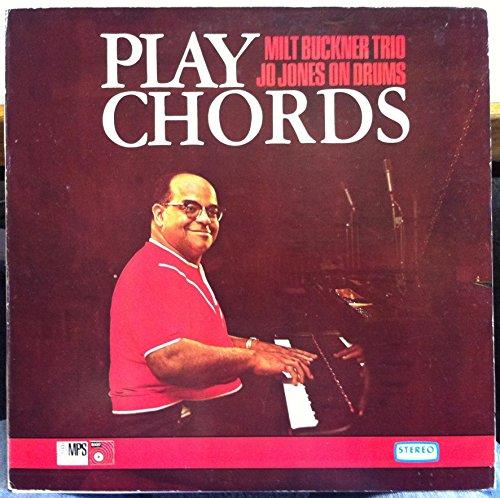 Milt Buckner Trio Play Chords vinyl record ()