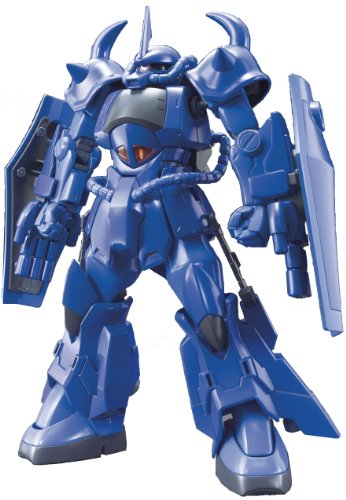 "Bandai Hobby HGBF #15 Gouf R35 ""Build Fighters"" Model Kit"