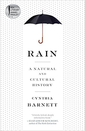 Image result for rain a natural and cultural history
