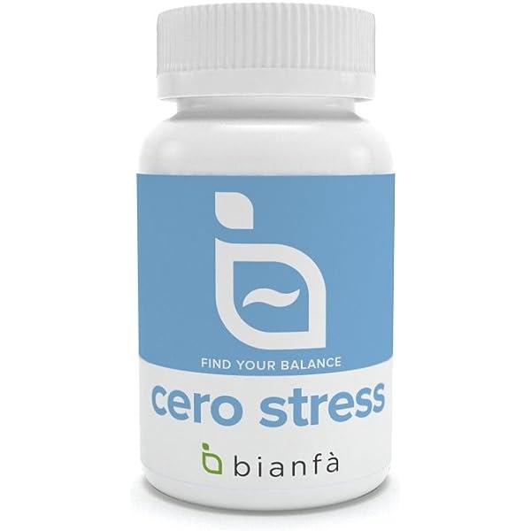 Cero stress. Melatonina + triptófano para un sueño ideal, de ...