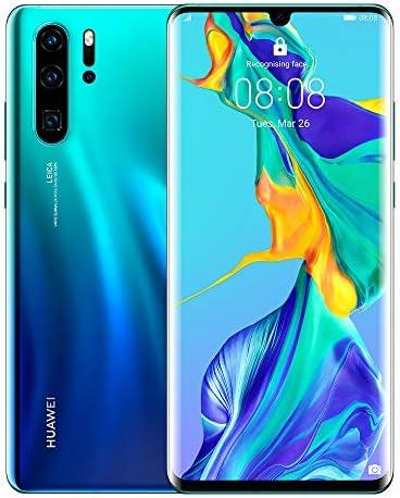 Huawei P30 Pro 128GB+8GB RAM (VOG-L29) 40MP LTE Factory Unlocked GSM Smartphone (International Version, No Warranty in the US) (Aurora) WeeklyReviewer