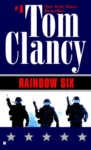 Rainbow Six by Tom Clanc