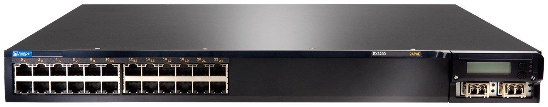 Juniper EX3200-24P Layer 3 Switch (EX3200-24P)