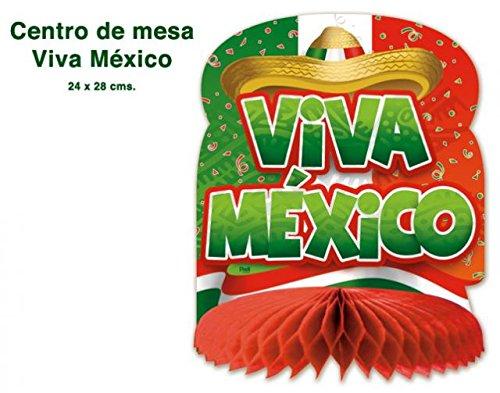 Amazon.com: PADI COLOR Centro De Mesa Viva Mexico: Home ...