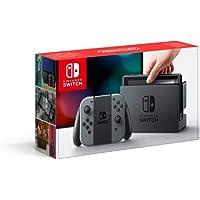 Nintendo Switch - Consola Color Gris (Modelo antiguo)