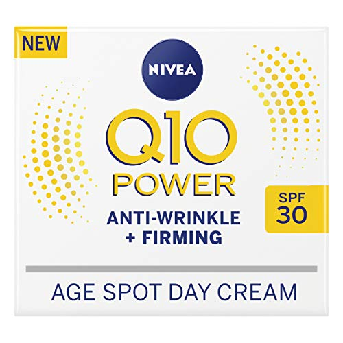 NIVEA Q10 Plus Anti-Wrinkle Age Spot Day Cream SPF 30 50ml