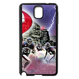 Houston Texans Samsung Galaxy Note 3 Cell Phone Case Black 218y3-136295