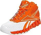 Reebok Zig Pro Future Women's Basketball Shoe (10, White/Orange)
