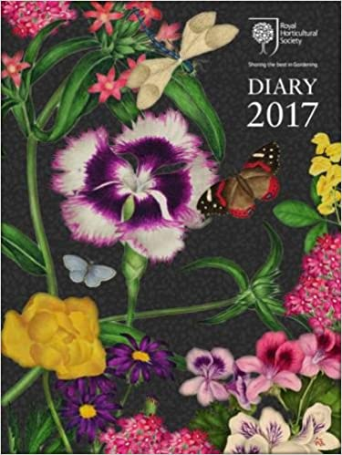 Sharing the best in Gardening RHS Pocket Diary 2017