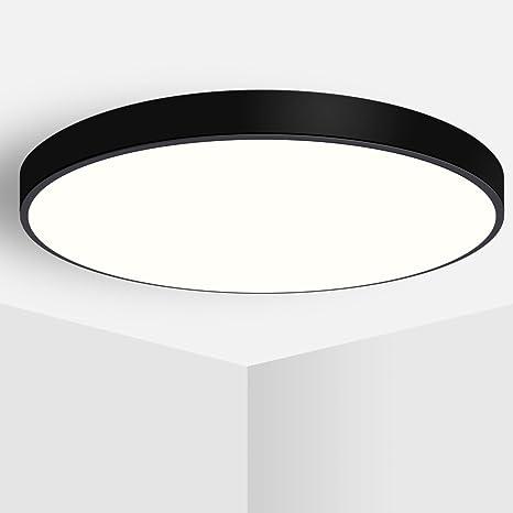6000-6500K Round LED Flush Mount Ceiling Light, Ø9 x 2 inch ... on 2x2 led edge lighting, swarovski lighting, best residential lighting, bliss lighting, 2x2 recessed indirect lighting, ralph lauren lighting,