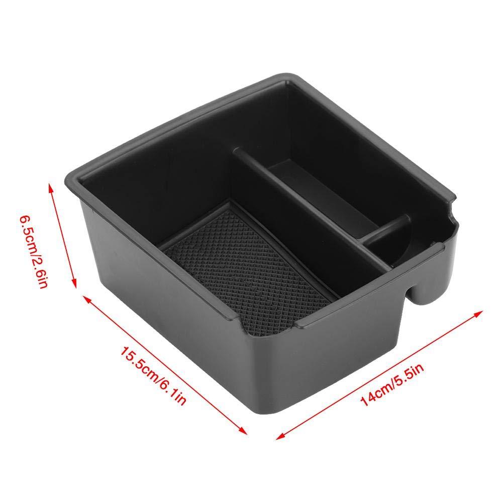 1 PC di Console centrale Armrest Storage Box Container vassoio portaoggetti per guanto per VW New Tiguan 2016-2018. Center Console Organizer