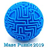 Puzzles Toys Mini 3D Maze Ball with Magic Gravity Memory Sequential Game