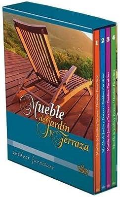MUEBLE DE JARDIN Y TERRAZAS(VOL4+1CD). Precio En Dolares: DALY ...