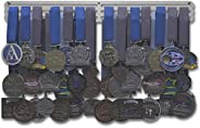 Allied Medal Hangers - Hang Bar Only - Extension Bars - Multiple Medal Award Holder Display Rack