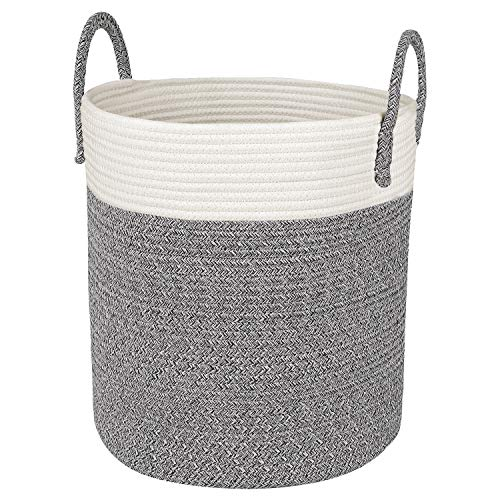 Large Cotton Rope Basket – 13