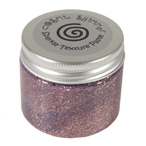 Cosmic Shimmer Sparkle Texture Paste, Pink Blush Craftiarts CSPASTSPPINK