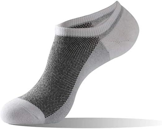 NOBRAND 10 Pares de Calcetines, algodón Trainer Calcetines for ...