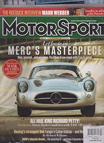 UK MARCH 2014, SEALED W/FREE HISTORIC RACING GUIDE 2014. ()