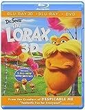 Dr. Seuss' The Lorax (Blu-ray 3D + Blu-ray + DVD + Digital Copy + UltraViolet) by Universal Studios