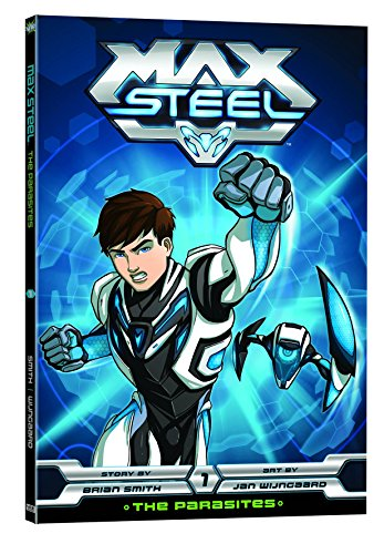 Max Steel, Vol. 1: The Parasites]()