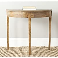 Safavieh American Homes Collection Sema Oak Console Table