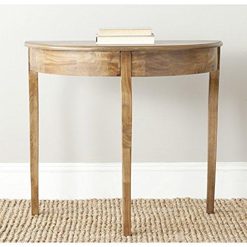 Safavieh American Homes Collection Sema Oak Console Table