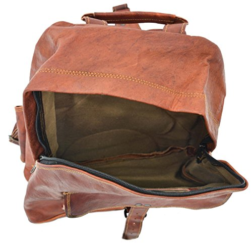 13 Gusti To Padded Backpack Back Stanley Nature Bag School Brown Laptop M100bn 8 Leather Up Wallet 80Aqr8