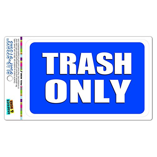 Trash SLAP STICKZ Premium Laminated Sticker