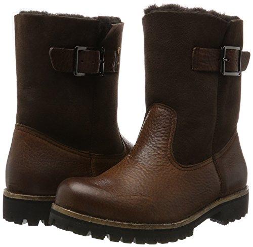 Marrone brown Stivali Blackstone Ol05 Brown Donna qt4F0