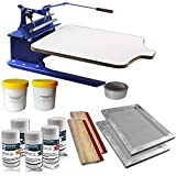 Single Color Screen Printing Hobby Kit-006953