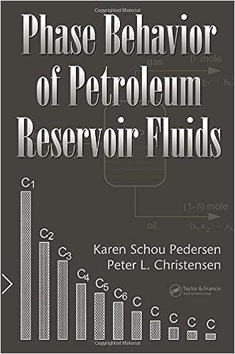 Phase behavior of petroleum reservoir fluids karen schou pedersen phase behavior of petroleum reservoir fluids 1st edition fandeluxe Images