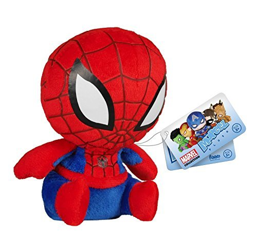 Funko Mopeez: Marvel - Spider-Man Action Figure by FunKo
