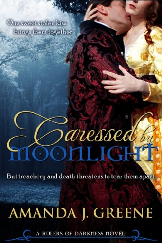 Caressed by Moonlight (Rulers of Darkness Book 1)