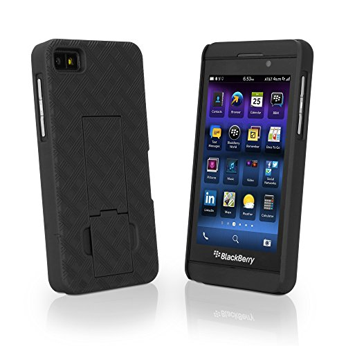 BlackBerry Holster BoxWave Shell Kickstand