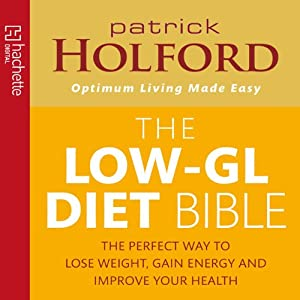 The Low-GL Diet Bible Audiobook
