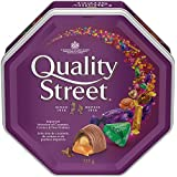 Nestle Quality Street Imported Caramels, Crèmes & Pralines, Christmas & Holiday Candy, 725 g