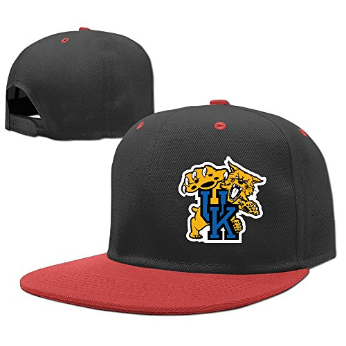 Aweson University Of Kentucky Wildcats 01 KidsSun Hat Red