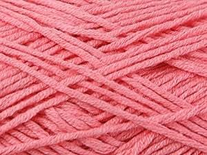 Sirdar Cotton Rich Knitting Yarn Aran 009 Clamshell - per 100 gram ball