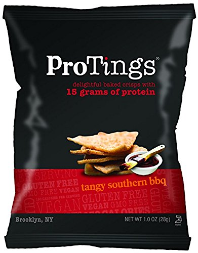 Protings Protein Snack, Tangy BBQ 12 Count