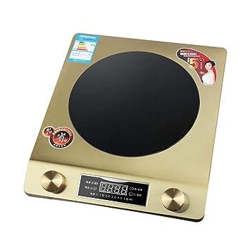 XIAOKUOAI 3000 W Gran Potencia Cocina de Inducción A Prueba de Agua 220 V Estufa Eléctrica