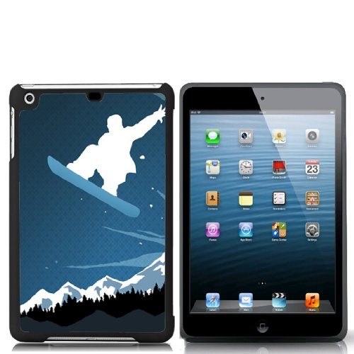 Snowboard Mountain - iPad Mini Cover Case