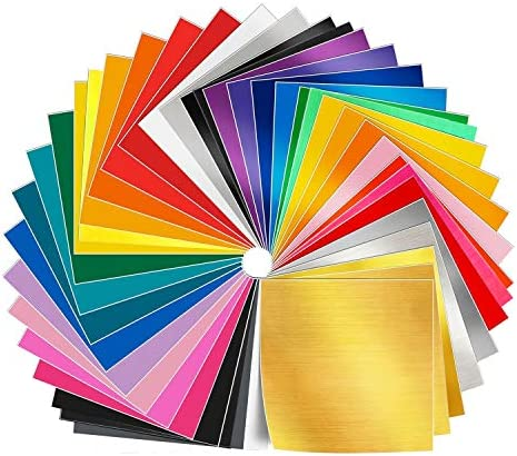 Adhesive Vinyl Sheets Permanent Silhouette product image