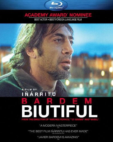Blu-ray : Biutiful (, Dolby, AC-3, Digital Theater System, Widescreen)